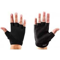 Rukavice bezprsté GLOVES Black TOESOX